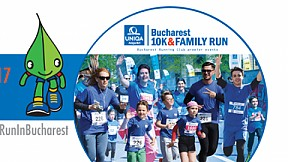 Bucharest 10k & Family Run ~ 2017